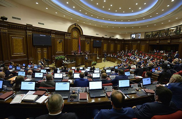 """There will be no parliamentary pluralism"""