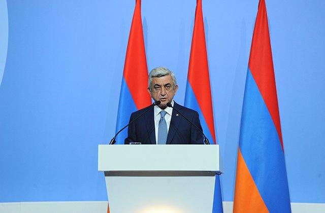 Ruling regime of Turkey has proved regional peace is not within its interests – President Sargsyan