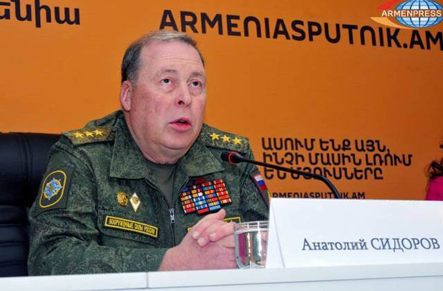 Main goal is to maintain balance – CSTO Chief of Joint Staff comments on Russia's arms sales to Azerbaijan