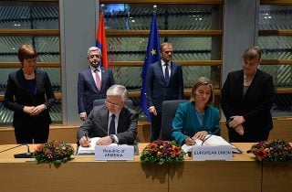 Signing of new agreement with EU is a victory of healthy logic – President Sargsyan